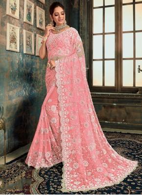 Pristine Resham Designer Saree