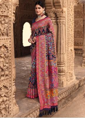 Pristine Weaving Festival Traditional Designer Saree