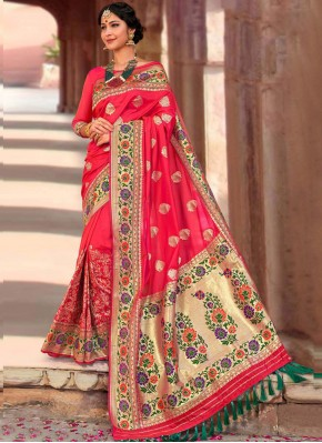 Prominent Designer Traditional Saree For Festival
