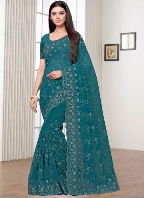 Radiant Net Trendy Saree