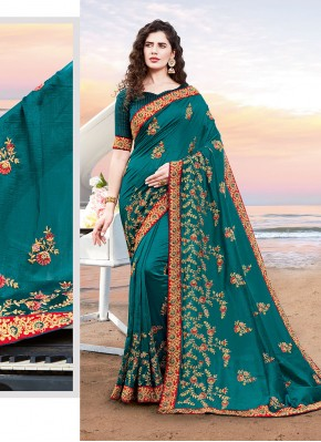 Rama Festival Designer Traditional Saree