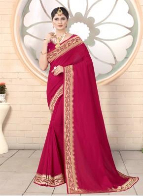 Rani Silk Ceremonial Classic Designer Saree