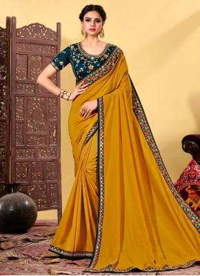 Ravishing Silk Festival Classic Designer Saree