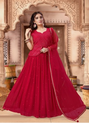 Renowned Chiffon Readymade Lehenga Choli