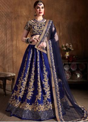 Sightly Lehenga Choli For Bridal