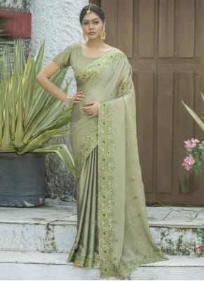 Simplistic Silk Traditional Saree