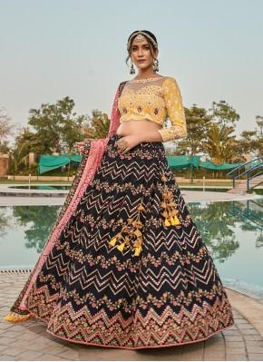 Snazzy  Designer Readymade Lehngha Choli