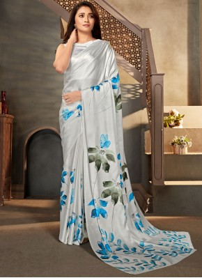 Sophisticated Casual Saree For Festival