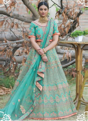 Sophisticated Lehenga Choli For Sangeet