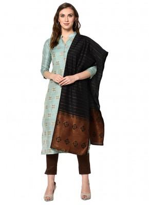 Sorcerous Jacquard Salwar Suit