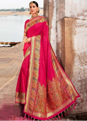 Sparkling Designer Traditional Saree For Sangeet