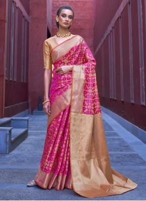 Sparkling Traditional Saree For Festival