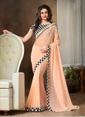 Specialised Embroidered Classic Designer Saree