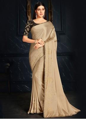 Spellbinding Trendy Saree For Ceremonial