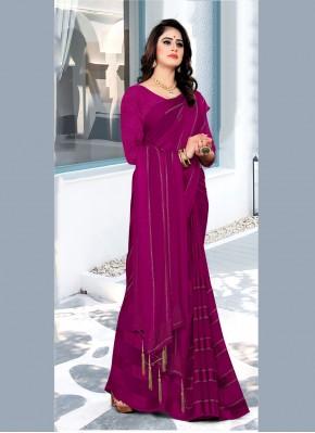 Splendid Bollywood Saree For Party