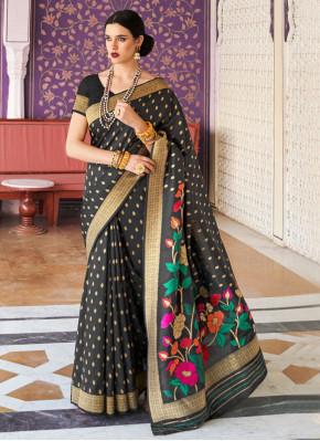 Splendid Weaving Trendy Saree
