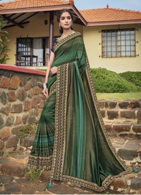 Staggering Classic Designer Saree For Festival