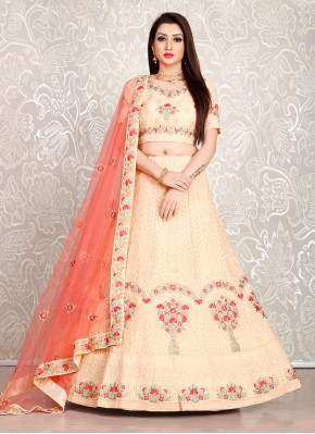 Strange Thread Party A Line Lehenga Choli