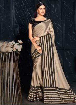 Striking Fancy Festival Classic Designer Saree