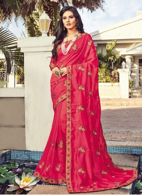 Sumptuous Traditional Designer Saree For Ceremonial