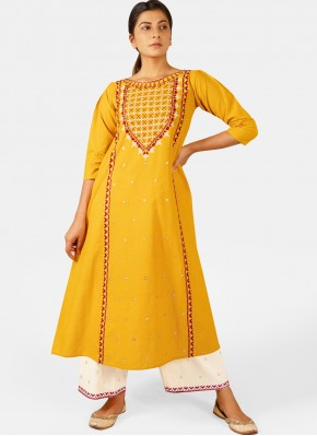 Surpassing Party Wear Kurti For Party