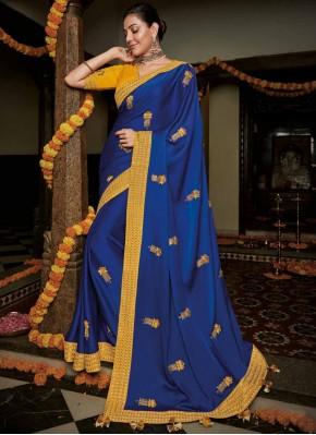 Swanky Weaving Classic Saree