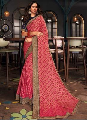 Tamannaah Bhatia Silk Ceremonial Designer Saree