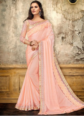 Tantalizing Designer Saree For Bridal