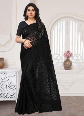Thrilling Contemporary Saree For Wedding