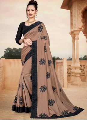 Topnotch Silk Resham Classic Saree