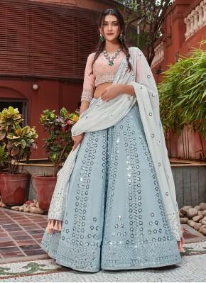 Trendy Chiffon Readymade Chaniya Choli