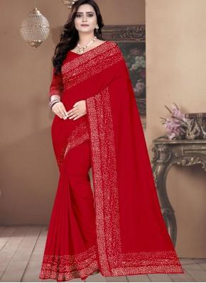 Unique Fancy Silk Traditional Saree