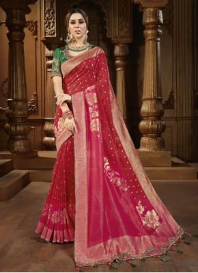 Urbane Bollywood Saree For Wedding