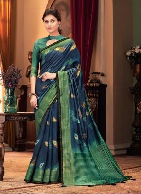 Urbane Designer Traditional Saree For Ceremonial