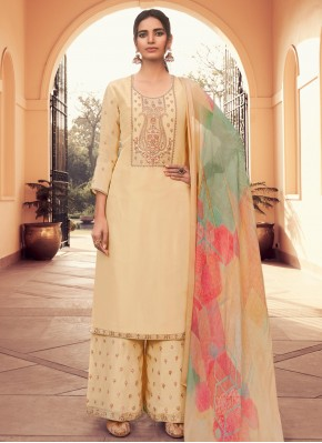 Urbane Silk Festival Designer Pakistani Suit