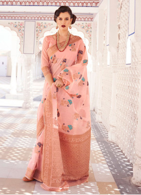 Urbane Woven Classic Designer Saree