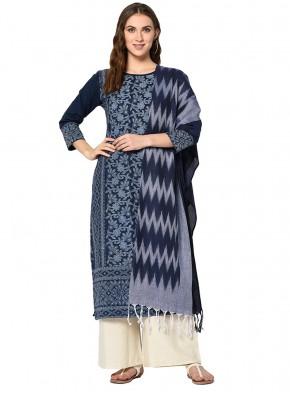 Versatile Cotton Designer Palazzo Suit