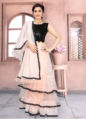 Versatile Vichitra Silk One Minute Saree