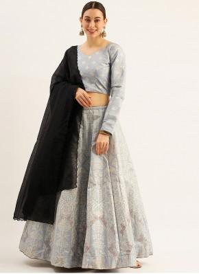 Voguish Fancy Sangeet Lehenga Choli